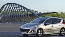 Peugeot 207 range receives a mild facelift