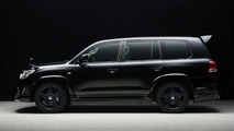 WALD 200 Land Cruiser SPORTS LINE Black Bison Edition