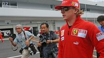 Kimi Raikkonen (FIN), Räikkönen, Scuderia Ferrari, Japanese Grand Prix, Suzuka, Japan, 04.10.2009