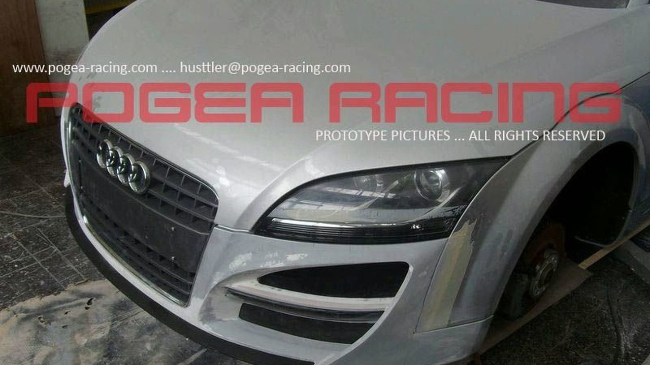 Audi TT HusTTler by Pogea Racing