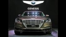 Luxo coreano: Genesis G80 surge como sucessor do Hyundai top de linha