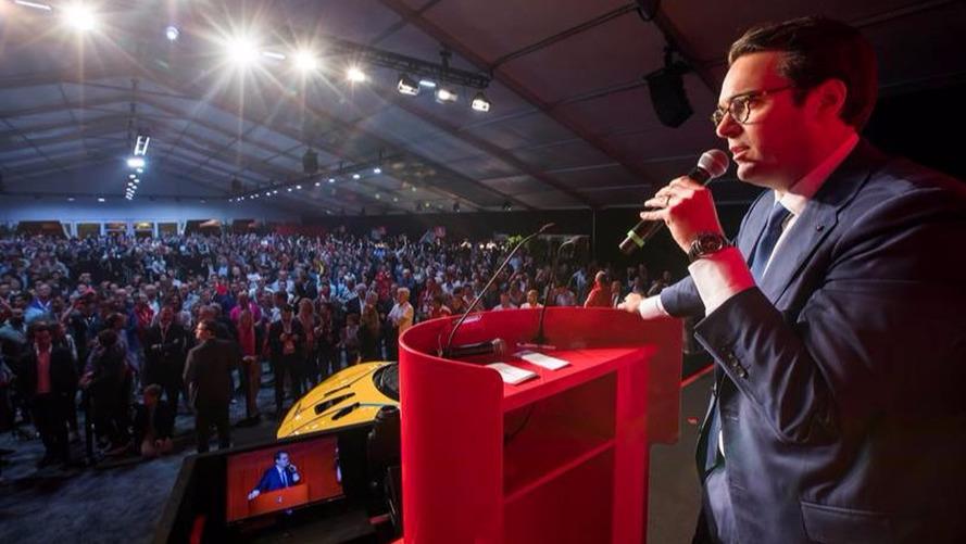 La 500ème Ferrari LaFerrari bat des records !