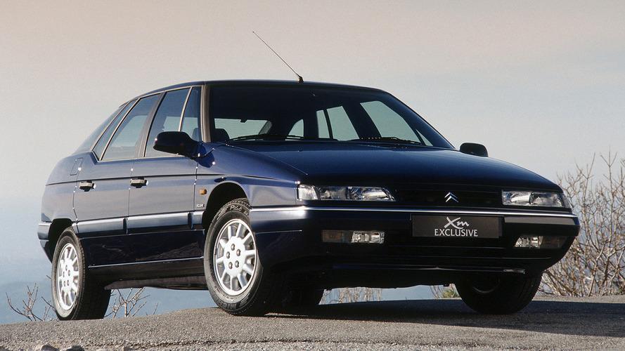 1989 - Citroën XM