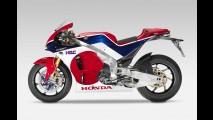 Salão de Milão: Honda mostra RC213V-S Concept sem revelar dados técnicos