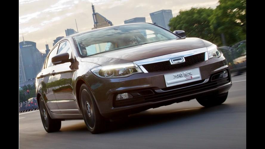 Concessionários Chevrolet da Europa estão interessados em migrar para a Qoros