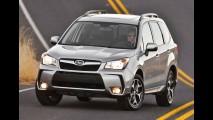 Subaru bate recorde de vendas no Brasil em 2015; Forester é destaque