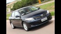 NOVO LÍDER: Novo Civic ultrapassa Corolla e assume a ponta entre os sedãs médios em maio