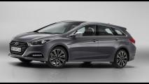 i40 acompanha novidades da Hyundai com novo visual e câmbio de 7 marchas