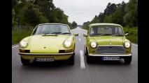 Galeria: MINI dá os parabéns pelos 50 anos do Porsche 911