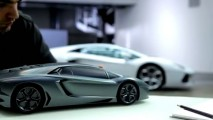 VÍDEO mostra detalhes da criação do Lamborghini Aventador