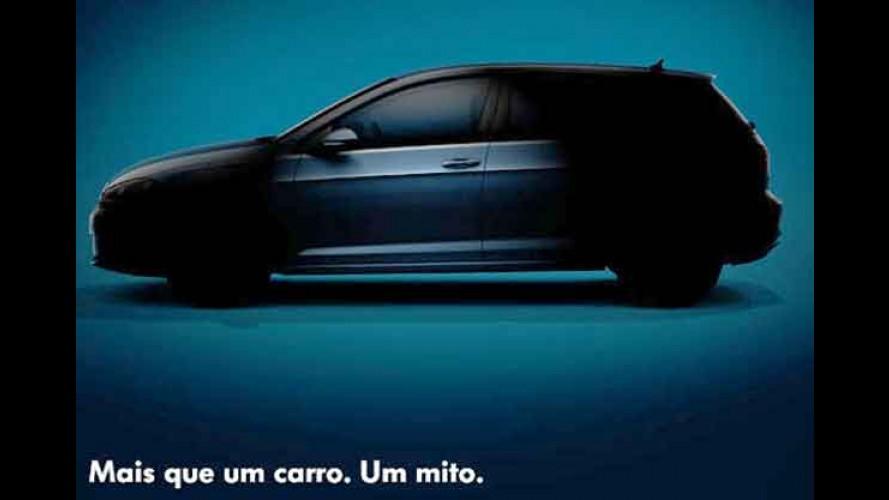 Agora vai: VW confirma chegada do novo Golf ao Brasil por mala direta a clientes