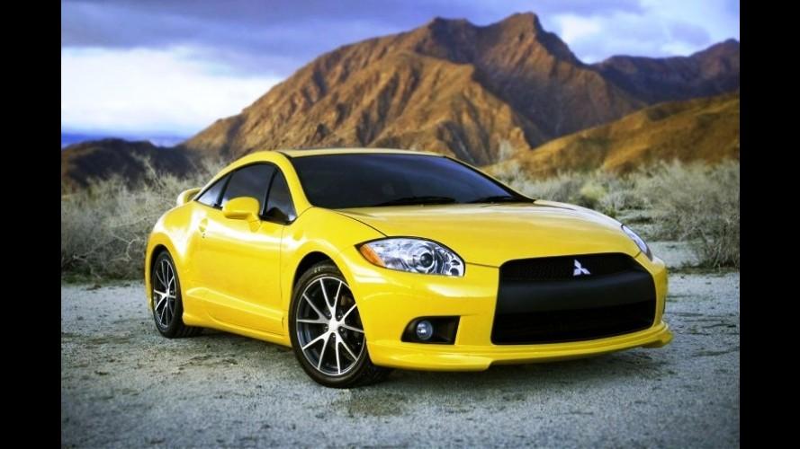 Mitsubishi planeja novas gerações para esportivo Eclipse e sedã grande Galant