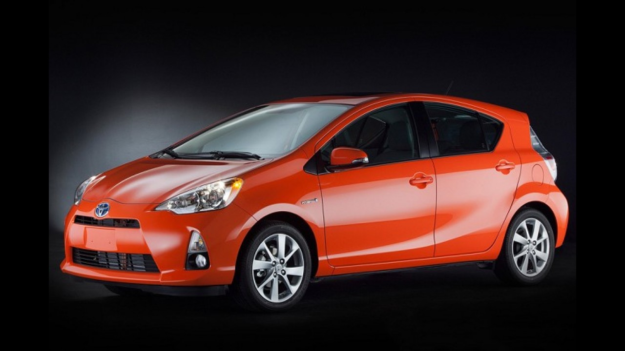 Toyota Prius foi o carro mais vendido no Japão em 2011