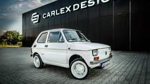 Fiat 126p For Tom Hanks By Carlex Design