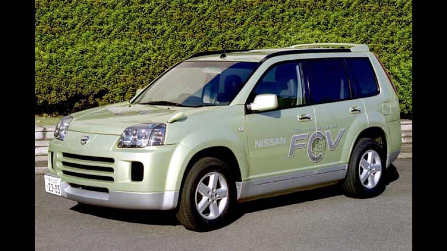 Nissan: Brennstoffzellen-Auto zum Leasing freigegeben