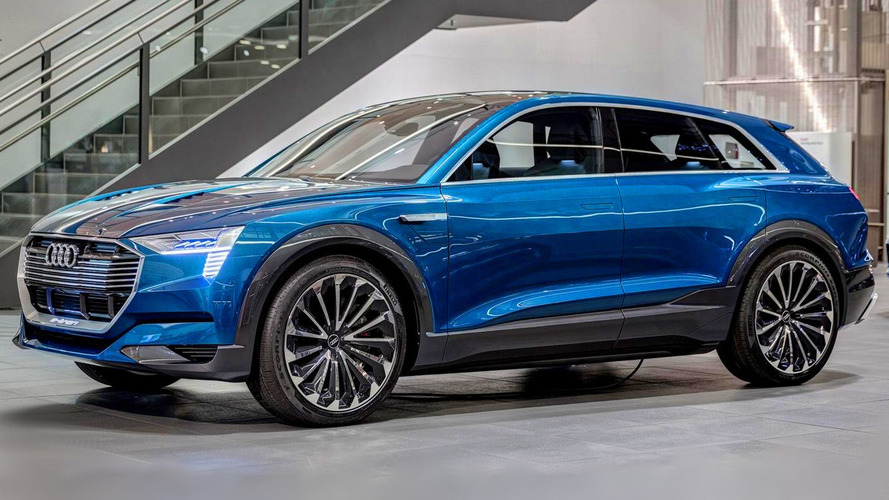 Audi Opens Reservations For E-Tron Quattro, Arrives 2018