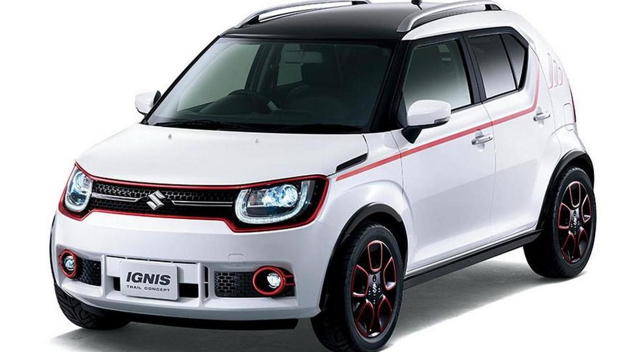 Suzuki IGNIS-Trail Concept