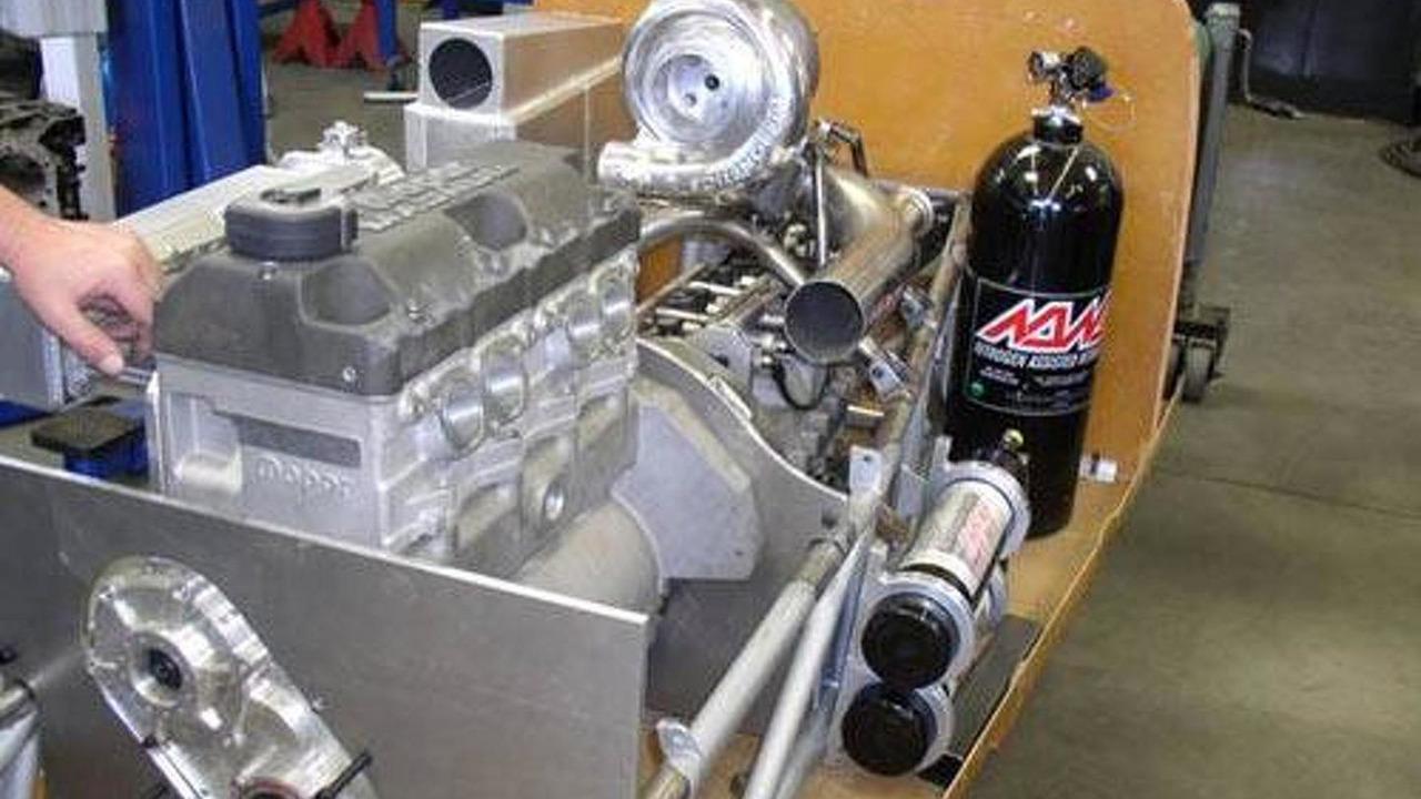 Speed Demon racer - 24.8.2011