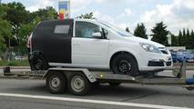 All New Opel Meriva spy photo