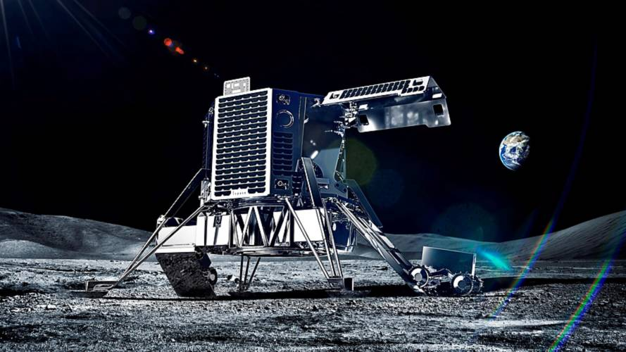 New Lunar Rover to debut at Goodwood