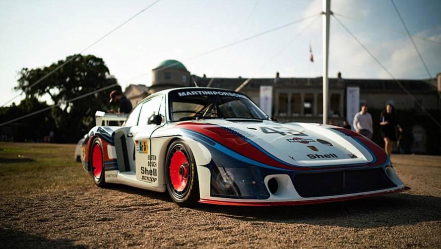 Los 6 Porsche protagonistas de Goodwood 2018