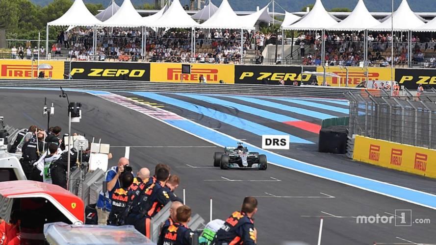 2018 F1 French GP: Hamilton Cruises To Win As Vettel Hits Bottas