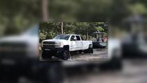Hurricane Harvey Pickup