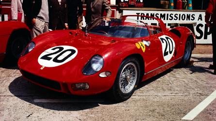 La Ferrari lauréate au Mans en 1964 en vente à Rétromobile