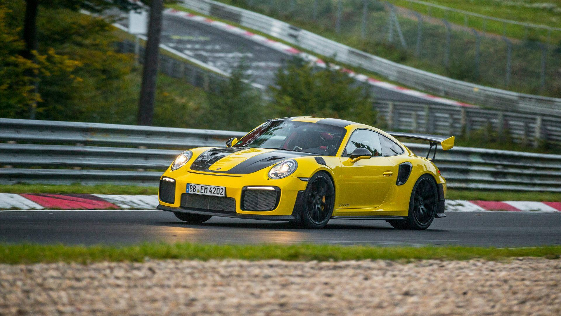 porsche-911-gt2-rs-nurburgring-record Marvelous Porsche 911 Gt2 for Sale Usa Cars Trend