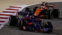 Mclaren Renault Toro Rosso Honda