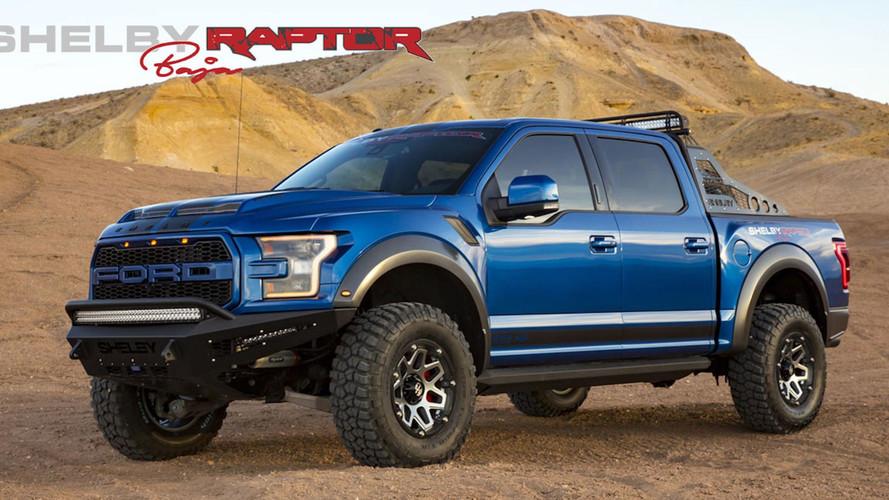 Shelby'nin Ford Raptor Baja modeli çok güçlü