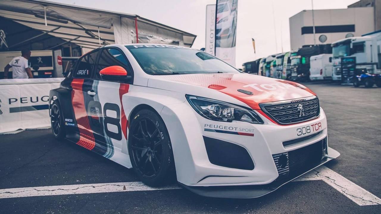 Peugeot 308 Racing Cup 2018