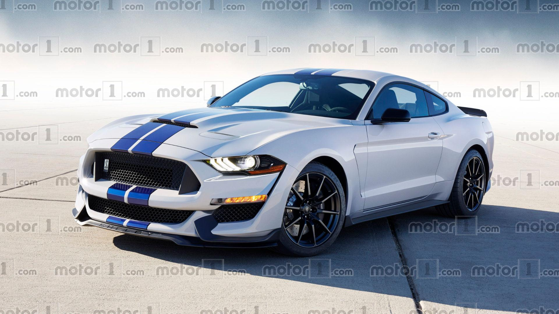 2019 ford mustang shelby gt500 looks aggressive in new. Black Bedroom Furniture Sets. Home Design Ideas