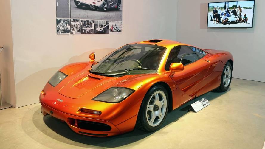 Gallery: Gordon Murray's One Formula Exhibition Highlights