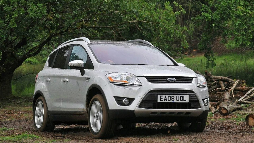 Ford to show Kuga/Escape replacing concept at NAIAS - report