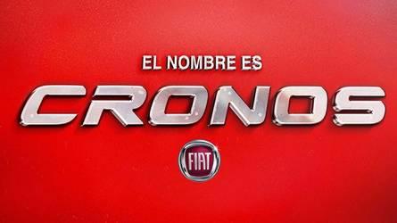 Fiat Cronos é o nome do sedã do Argo