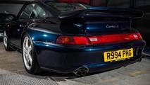 Porsche 911 (type 993) Turbo S 1998