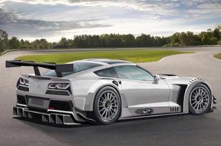 Callaway Prepping Corvette Stingray FIA GT3 Racer