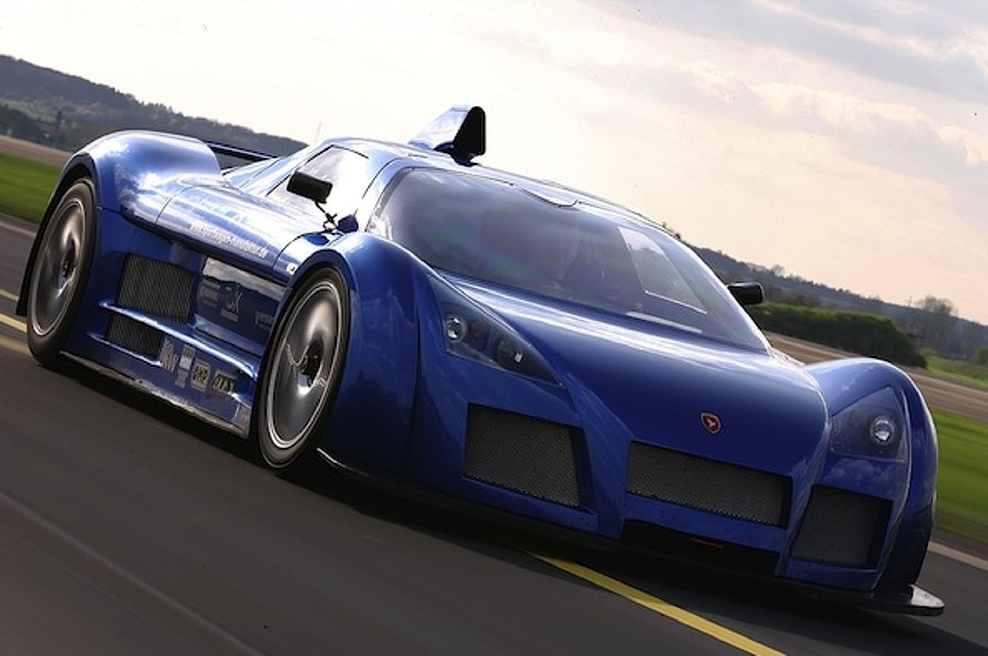 In Memoriam: The Gumpert Apollo