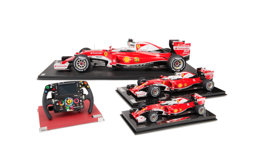 Amalgam Collection lance la collection Scuderia Ferrari  SF16-H