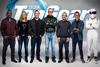 Chris Evans Steps Down from 'Top Gear'