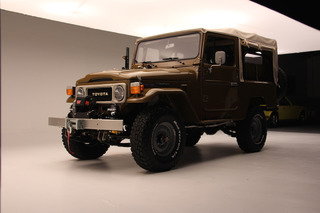 Inside The FJ Company: Classic Cruisers, Restored With Love
