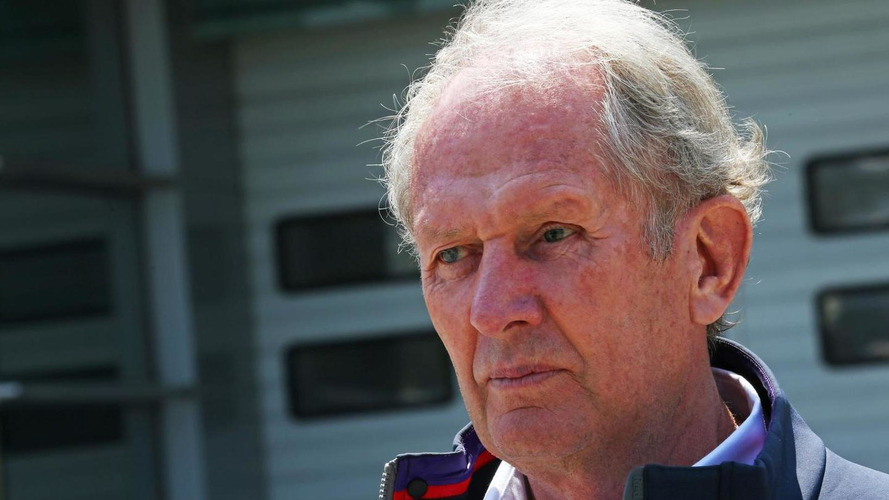 Marko urges F1 to act at meeting next week