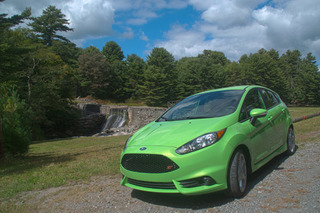 Ford Fiesta ST Grips like a Slot Car, Goes like a Muscle Car: Review