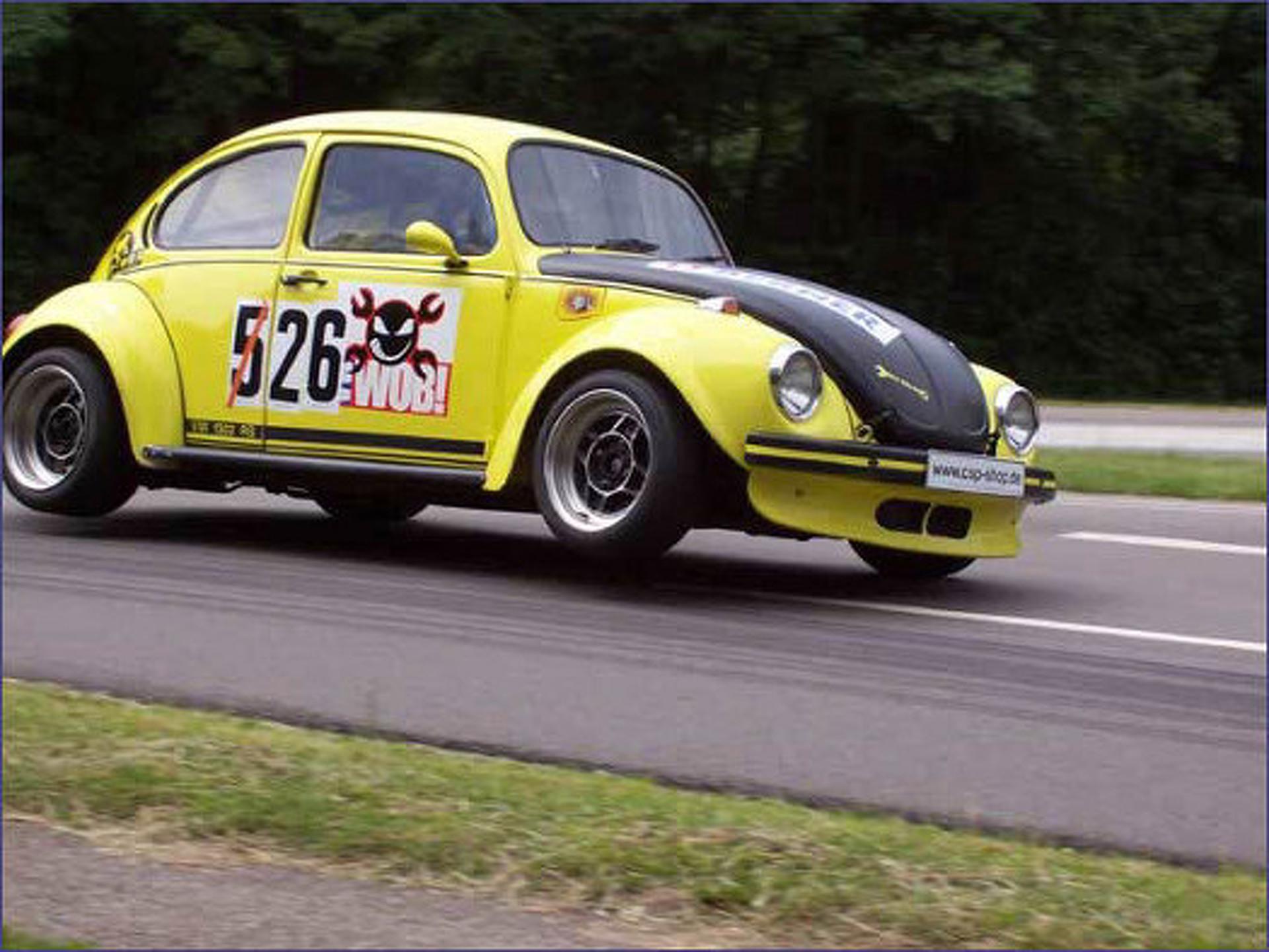 Super Super Beetle A K A The German Look Quot