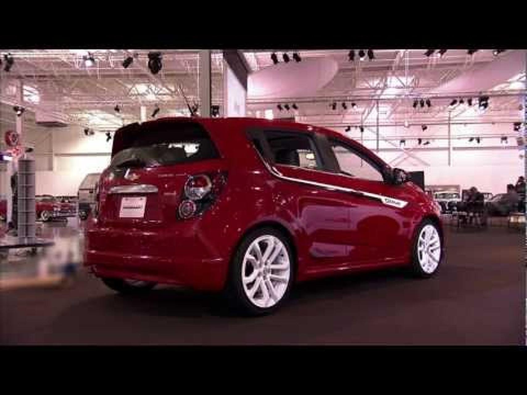 2011 Chevrolet Sonic Z-Spec #1 - SEMA