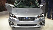 2016 New York Auto Show: 2017 Subaru Impreza