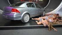 New 4 Door Opel Astra Sedan: More Details