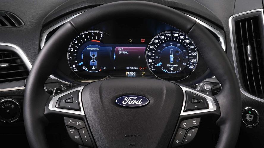 2017 Ford Galaxy