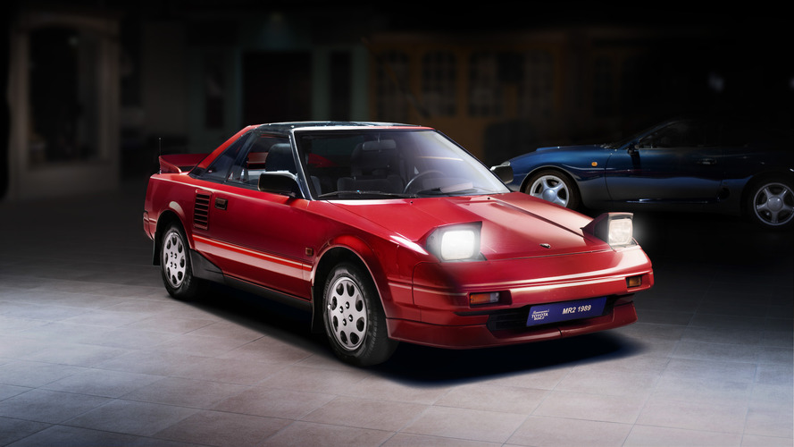 Toyota might revive the MR2 for a three sports car lineup